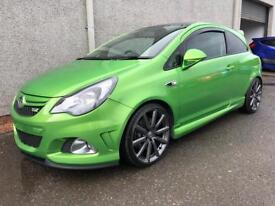 VAUXHALL CORSA VXR NURBURGRING EDITION , 2012 *FINANCE AVAILABLE*LOW MILES+HISTORY*MOT*WARRANTY