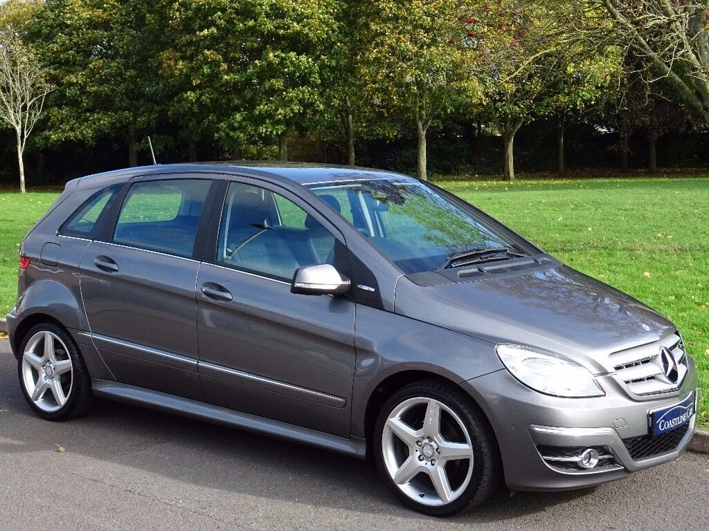 2011 mercedes benz b class 1 5 b160 blueefficiency sport for Mercedes benz assist