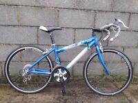 junior road bike 24''
