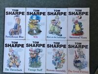 A Collection of 8 Bestsellers from Tom Sharpe