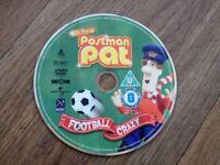 Postman Pat - Football Crazy DVD (no case)