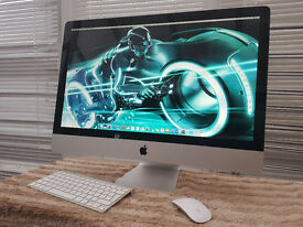 "Apple iMac 27"" - Quad i5 - 240 GB SSD - Logic Pro X - Final Cut Pro - Microsoft Office"
