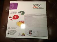 Salton Vitapro food dehydrator