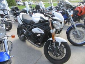 2012 Triumph Speed Triple -