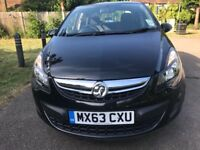 Vauxhall corsa 1.2 S ecoFlex a/c 2013 low mileage 1 owner fsh,lovely car,p-ex welcome aa/rac welcome