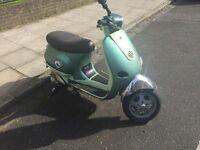 Vespa et4 125cc 2002 CHEAP