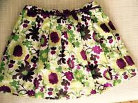 Laura Ashley Girls Skirt