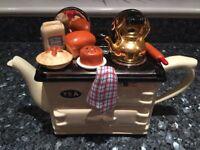 AGA Style Teapot