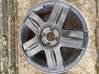 Renault Clio 172 sport alloy wheels