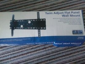 Twin Adjust Flat Panel Wall mount (30 inches-63 inches)
