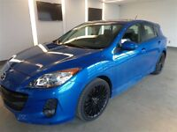2013 Mazda MAZDA3 SPORT GS-SKY automatique cuir toit mags sieges