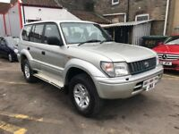 1999 Toyota Land Cruiser Colorado 3.0 TD GX 5dr (a/c, ABS) 1 FORMER KEEPER FROM NEW