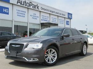 2016 Chrysler 300 Limited RWD| Sunroof| Navi| Heated leather