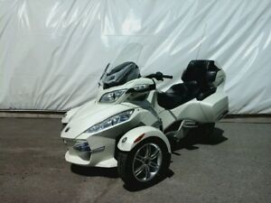 2011 Can-Am Spyder RT Limited