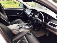 BMW 5 Series 2.5 525d SE Touring 5dr Automatic,Show Room Condition,HPI Clear.