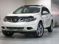 2011 Nissan Murano LE NAVIGATION TOIT PANO CUIR LOADED