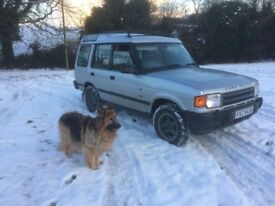 WANTED!!! Land Rover Discovery seat