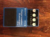 Boss CS-3 Compression Pedal