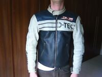 Dainese Leather Motorcycle jacket size 46 (Small) in excellent condition Lewisham - London