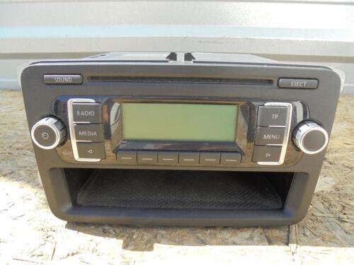 Vw Polo 6r Cd Radio Autoradio 5m0035156 Bj 2012 In Brandenburg