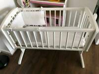 BABY CRADLE FROM MOTHERCARE