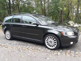Volvo v50 se top spec