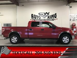 2011 Ford F-150 XLT / Super Crew / 4x4 / 6.5ft Box / Finanncing
