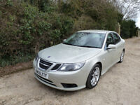 SAAB 9-3 ttid automatic Vector Sport 180bhp SATNAV & Bluetooth phone