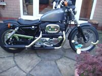 Harley Davidson 1200 xlh sportster