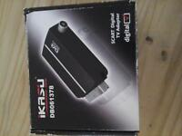 new freeview box scart digital tv adaptor. ikasu