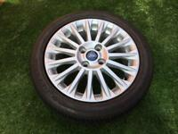Ford Fiesta Alloy Wheel 195/50/R16