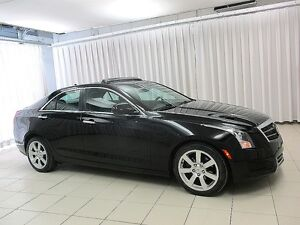 2014 Cadillac ATS COME SEE WHY THIS CAR IS PERFECT FOR YOU!! LUX