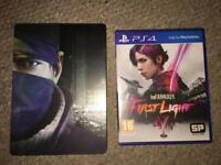 Watch digs & infamous first light (PS4)