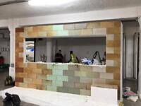 Wall & Floor Tiler -Ceramic porcelain & all Tiling aspects based in Central London & surrounding