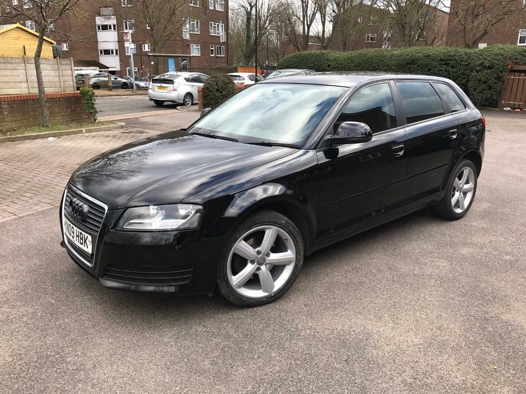 audi a3 2009 sportback full service history in hayes london gumtree. Black Bedroom Furniture Sets. Home Design Ideas