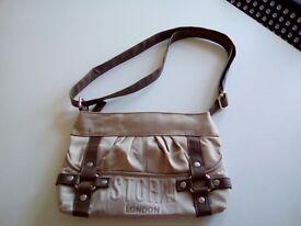 Storm Canvas Shoulder Bag