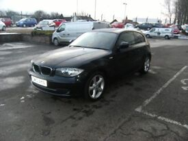 ONLY 43K MILES !!! 2010 10 BMW 1 SERIES 2.0 116I SPORT 3D 121 BHP **** GUARANTEED FINANCE ****