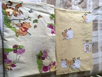 2x sets of bed linen
