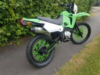 125cc motorbike*12 months mot*very nice bike ,one of a kind ,rides spot on ,nice bike for the summer