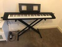 Almost new Yamaha Piaggero NP32 Digital Piano
