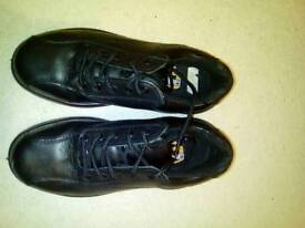 Grafters steel toe capped shoe size 5