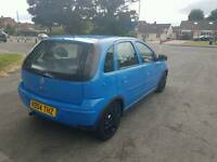 Vauxhall corsa 1.2 92000 miles new timing belt water pump breaks pads £650 drives superb