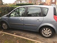 Renault scenic dynamic 11months MOT!