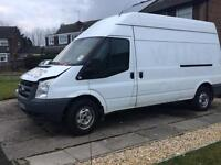 FORD TRANSIT 2009 MK7 FOR BREAKING