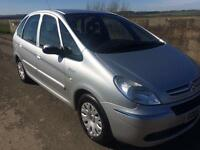 CITROEN PICASSO ESTATE DIESEL HDI £900
