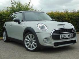 MINI HATCH COOPER 2.0 COOPER S 3d AUTOMATIC * ONE OWNER FROM NEW * (silver) 2016