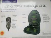 New Home/car Back Massage Chair
