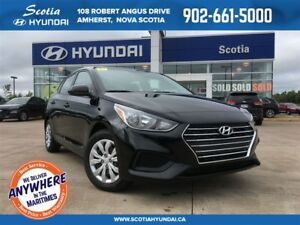 2018 Hyundai Accent L - $71 Biweekly - ALL NEW REDESIGN!!!