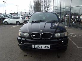 2003 53 BMW X5 2.9 D SPORT 5D AUTO 181 BHP***GUARANTEED FINANCE***PART EX WELCOME***