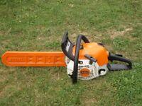 "Stihl 16"" Chainsaw"